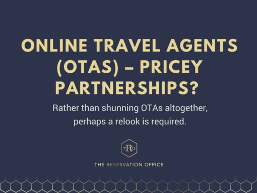 Online Travel Agents (OTAs) – Pricey Partnerships? Relook to Revive