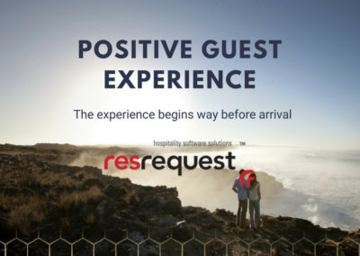 ResRequest – Guest Experience behind the scenes.