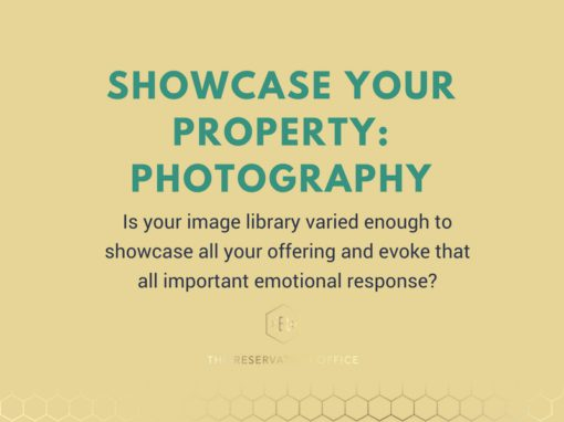 Showcasing your Product: Photography Focus