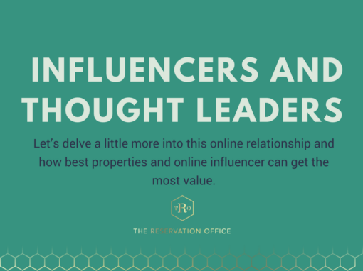 Influencers and thought leaders – digital peer pressure.
