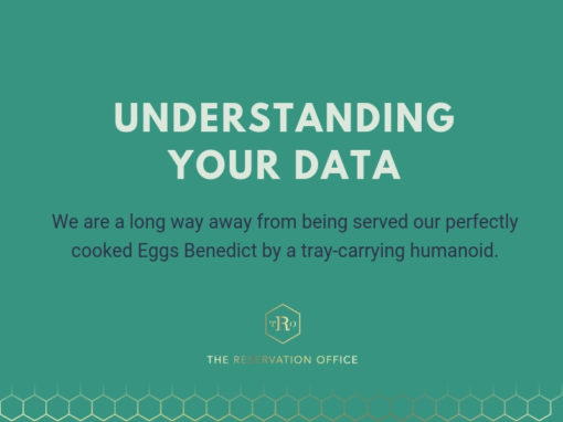 Understanding your data and how it can work for you